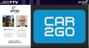 Case Study Agiles Mindset bei Daimler / Car2Go